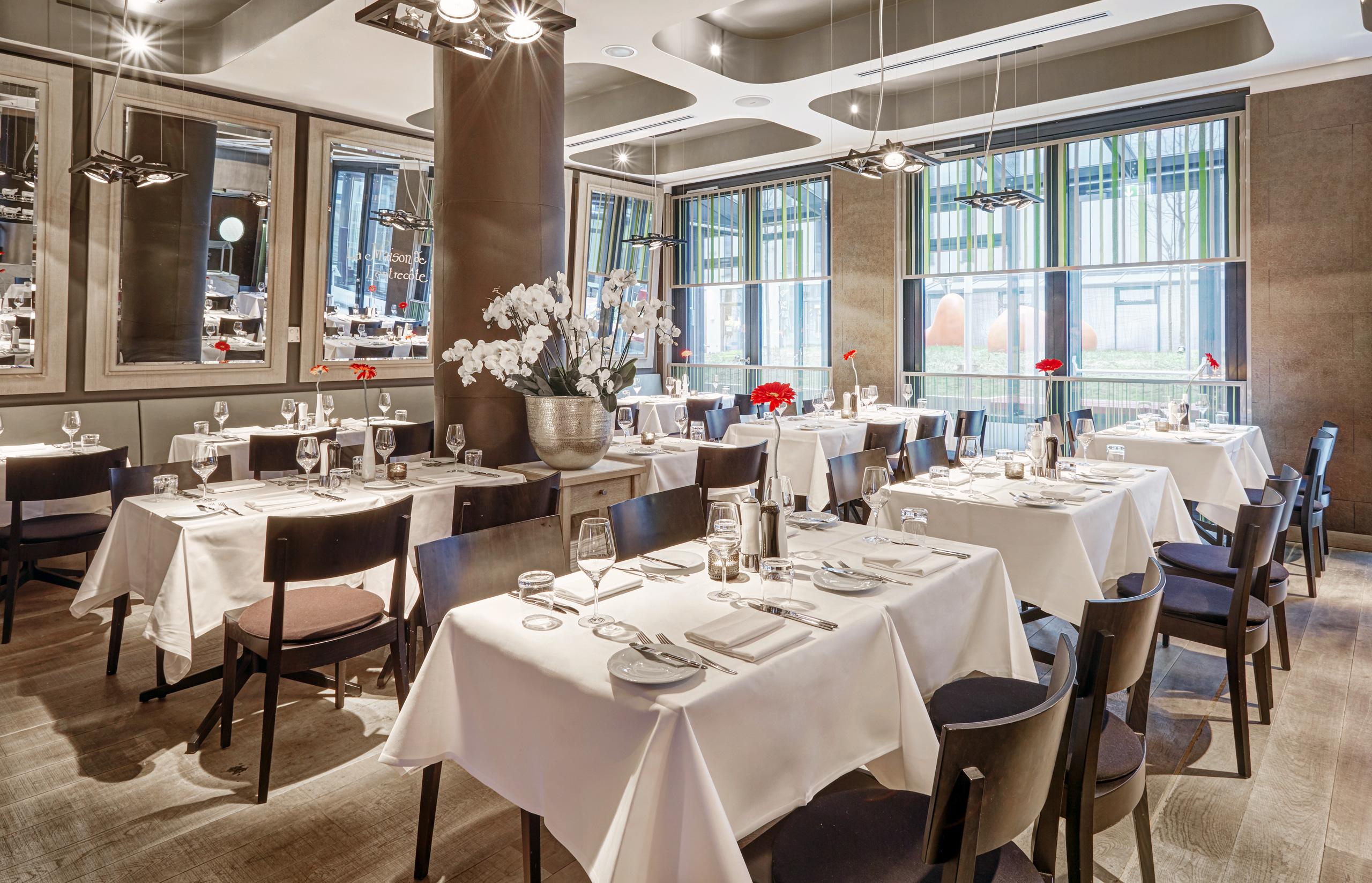 Home - La Maison de L\'Entrecote Restaurant Berlin Mitte
